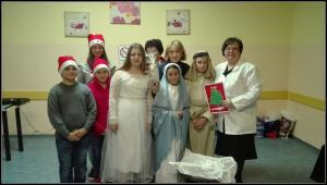 Predstava učenika o Isusovom rođenju