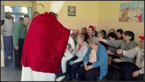 Posjet Marijine legije iz Petrinje